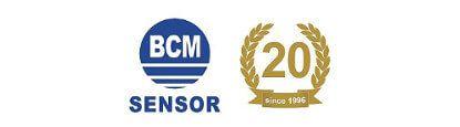 Logo von BCM Sensor Technologies, Partner von Roßmann Electronic GmbH