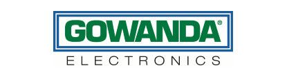 Logo von GOWANDA Electronics, Partner von Roßmann Electronic GmbH