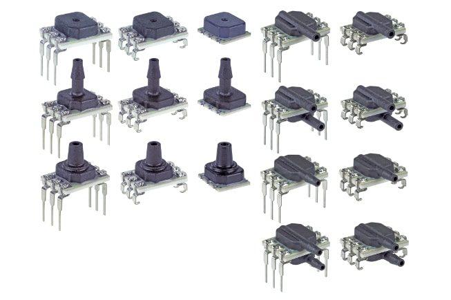 Honeywell Basic Board Mount Pressure Sensors ABP Series_Group